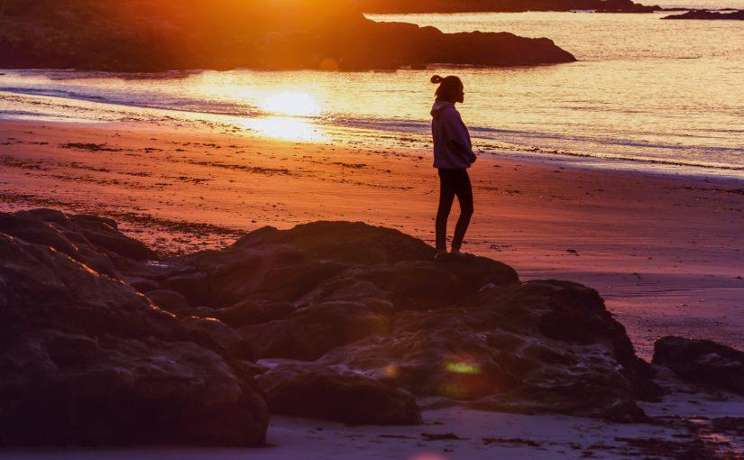 Gunrock Sunset