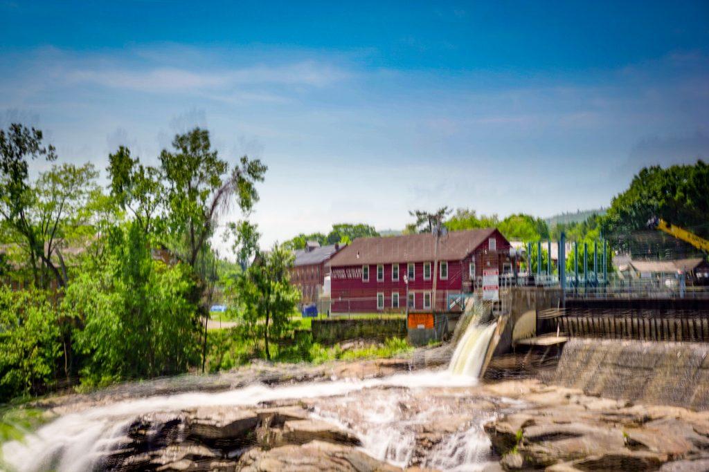 Salmon Falls, Shelburne Falls, MA