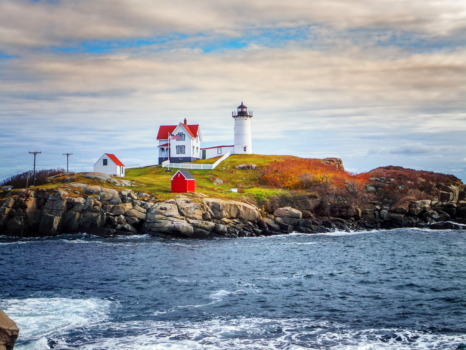 Nubble Light, York, Maine – New England Area Bucket List of Day Trips