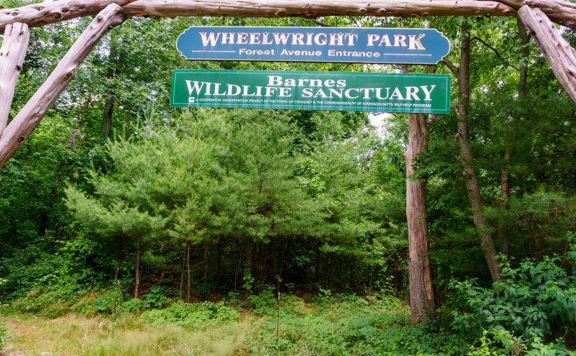 Wheelwright Park, Cohasset, MA
