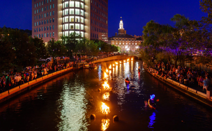 Providence Water Fire!