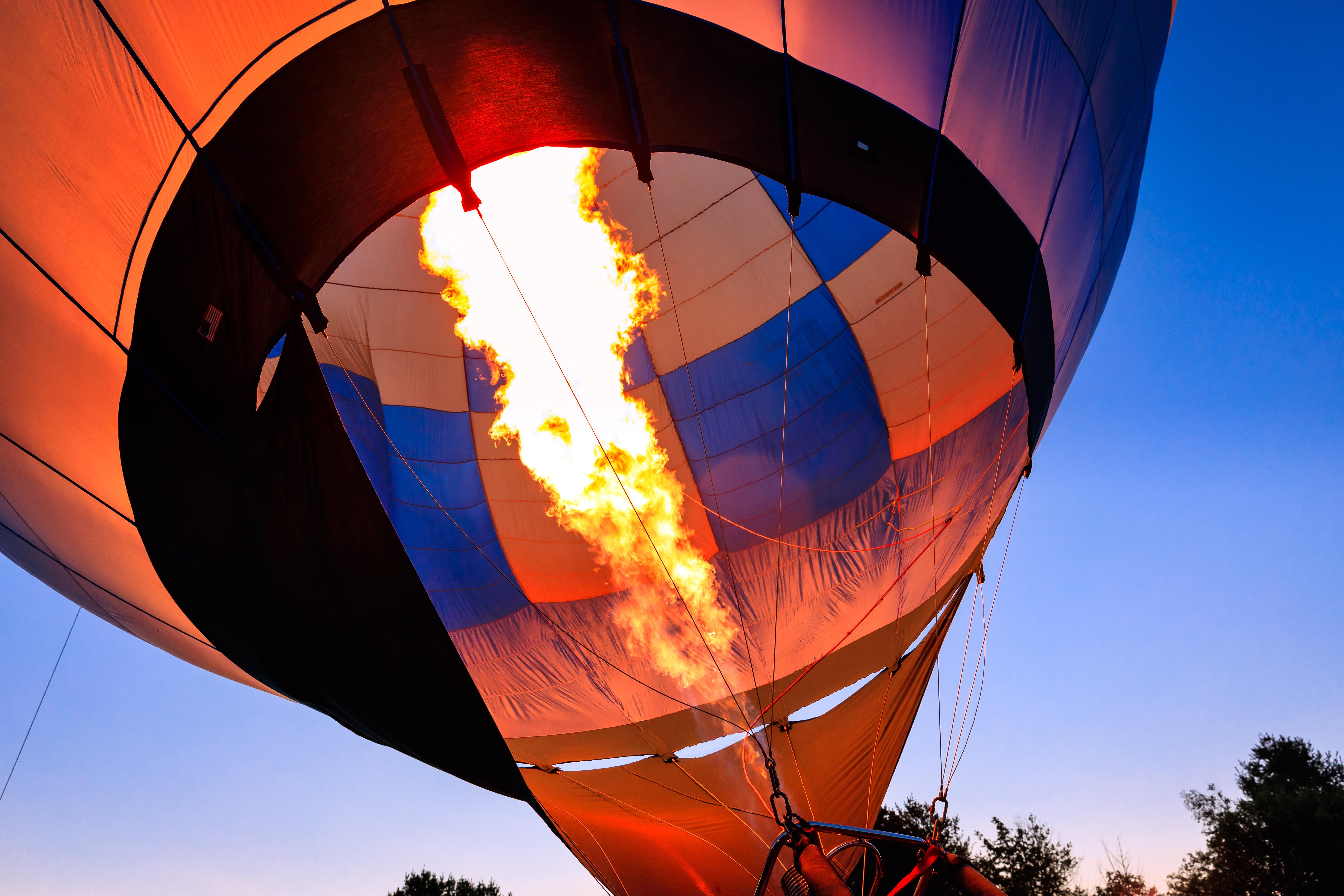 Hudson Hot Air Balloon Festival